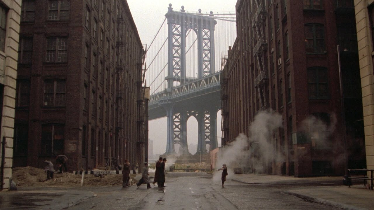 Once Upon a Time in America (1984) yön. Sergio Leone